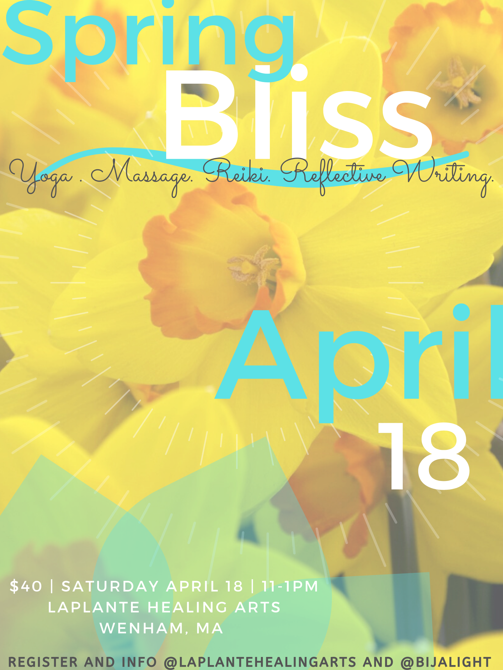 Spring Bliss 20