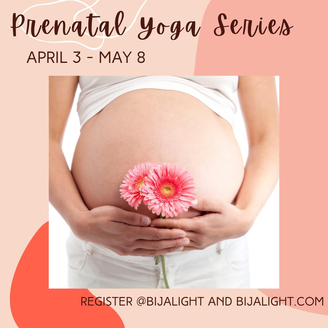 Prenatal Yoga Series April_May